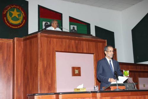 Le Premier ministre présente le bilan et les perspectives de mise en œuvre de la Déclaration de Politique Générale du Gouvernement devant l'Assemblée nationale