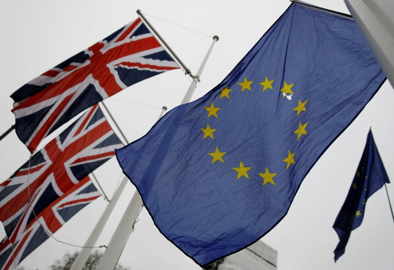 Brexit: après des années de déchirements, jour J pour la séparation historique