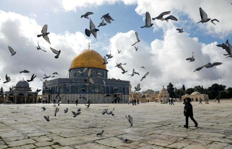 A Jérusalem, un premier vendredi de prière plutôt calme depuis le plan Trump