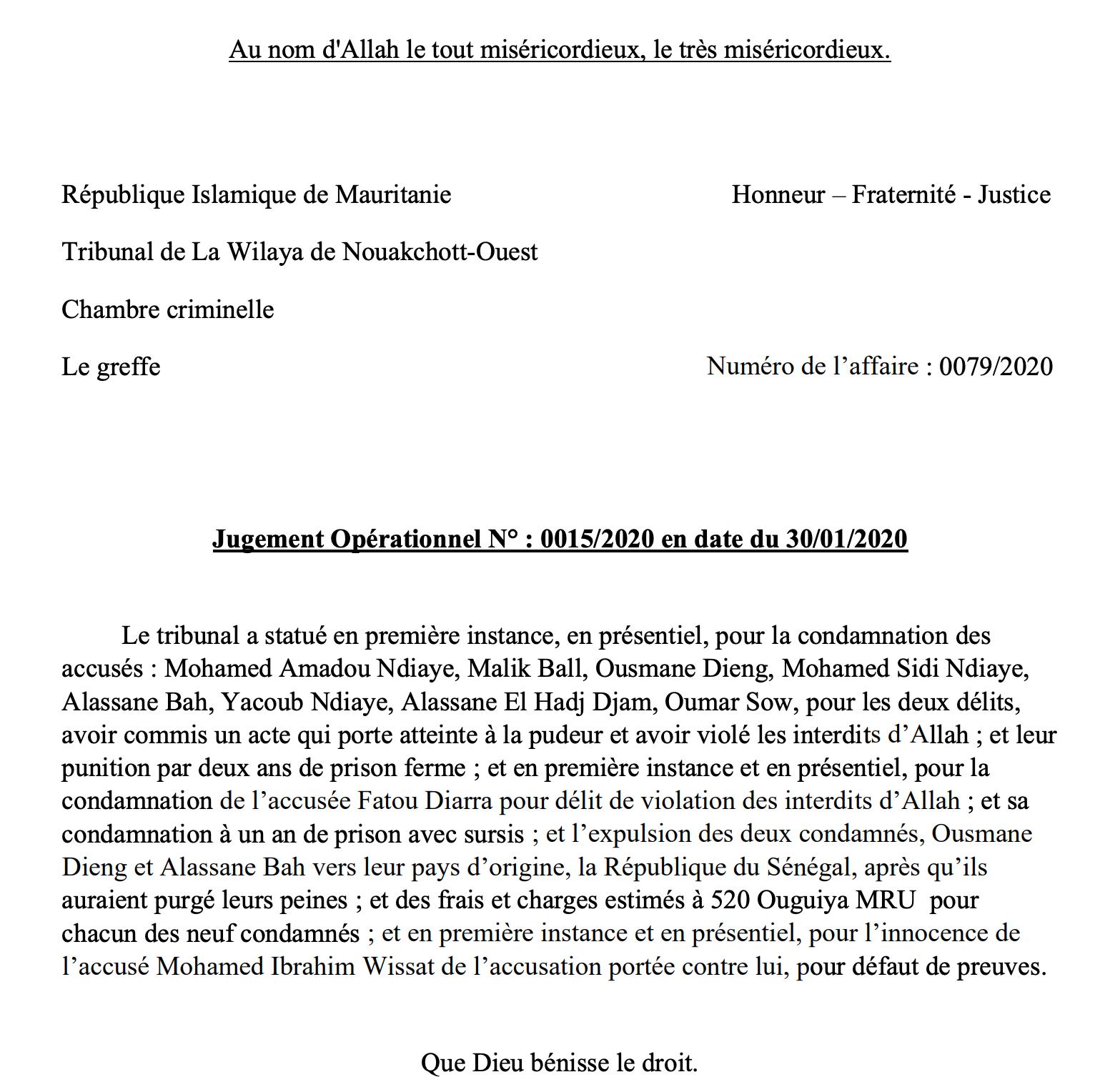 Noirs et homosexuels en Mauritanie : la double peine