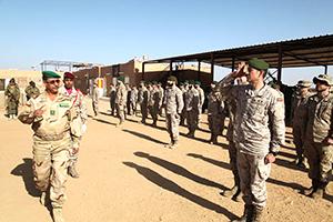 La Mauritanie prête à accueillir les exercices militaires Flintlock 2020