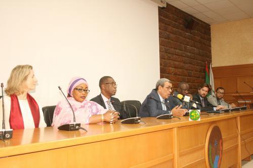 Session de formation sur la justice commerciale internationale