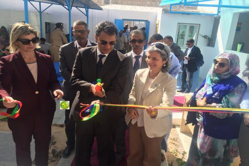 Ouverture à Nouadhibou d'un bureau conjoint OIM-HCR