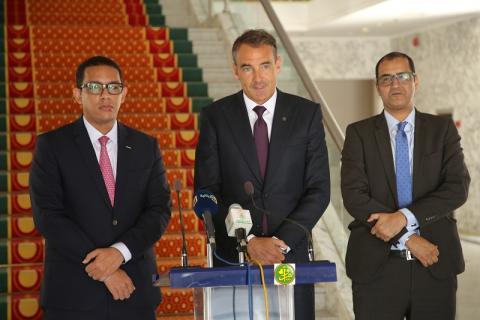 BP compte former des cadres mauritaniens sur les métiers liés au gaz