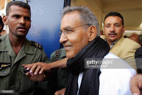 Mauritanie : nomination d'Ahmed Ould Daddah par Ghazouani