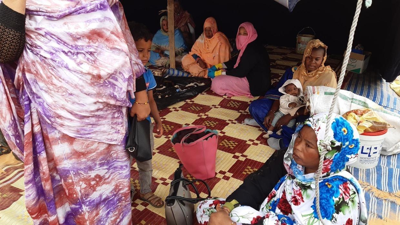 Les combats des femmes de Bouteydouma et de Hamdallaye en Mauritanie