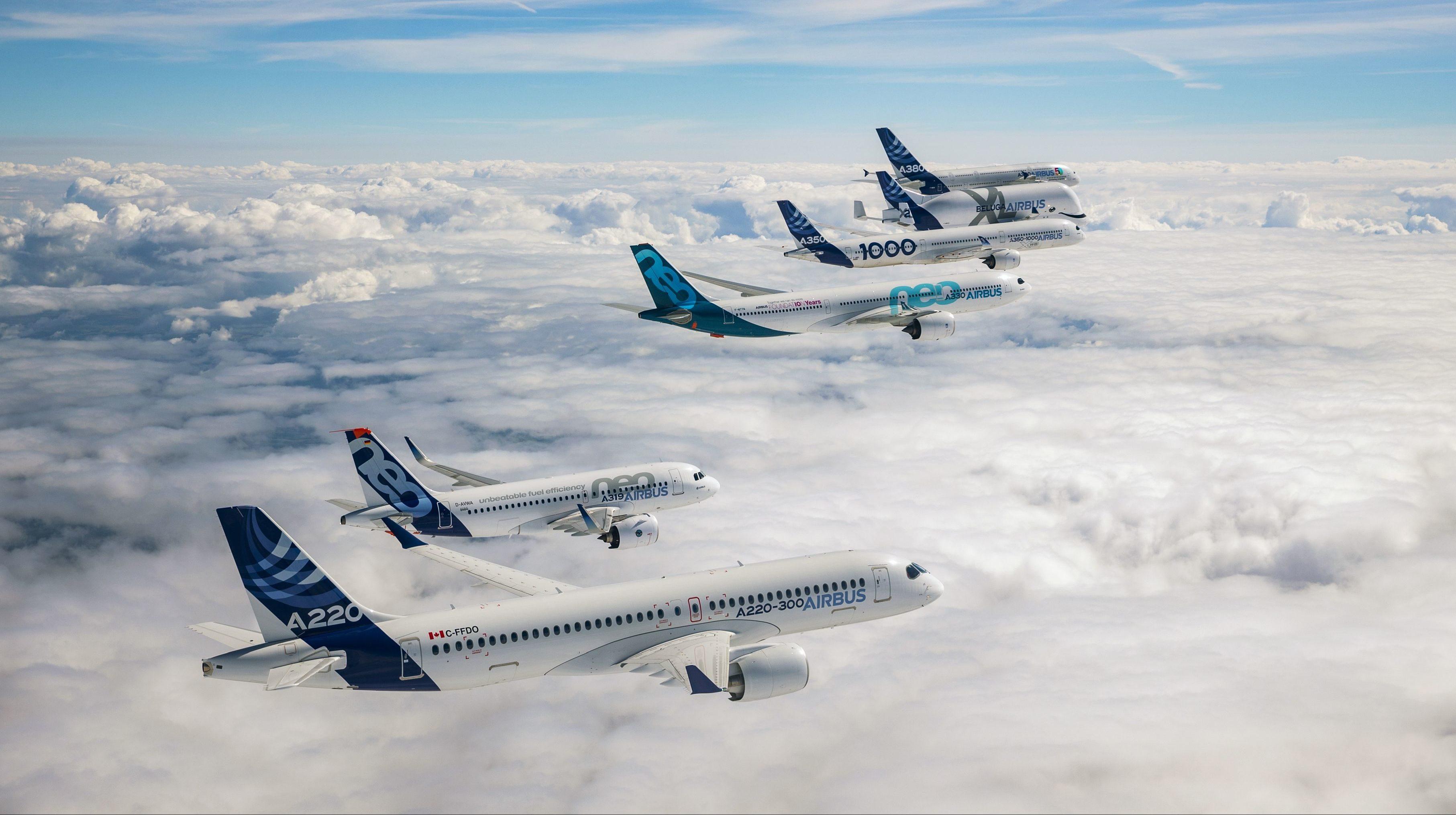Les Etats-Unis augmentent les taxes punitives sur les avions Airbus
