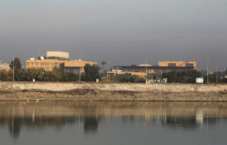 Irak: trois roquettes s'abattent près de l'ambassade américaine à Bagdad
