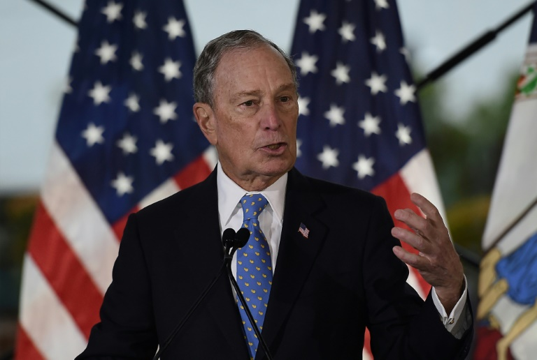 Haro sur Bloomberg: le milliardaire attendu au tournant pour son premier débat démocrate