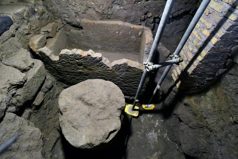Est-ce le tombeau de Romulus ? Une découverte ramène la Ville éternelle à ses origines