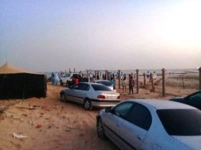 Nouadhibou : Disparition de cinq pêcheurs mauritaniens en mer