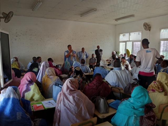 DREN SUD : Des enseignants de classes intégrées à l'école de la pédagogie différenciée