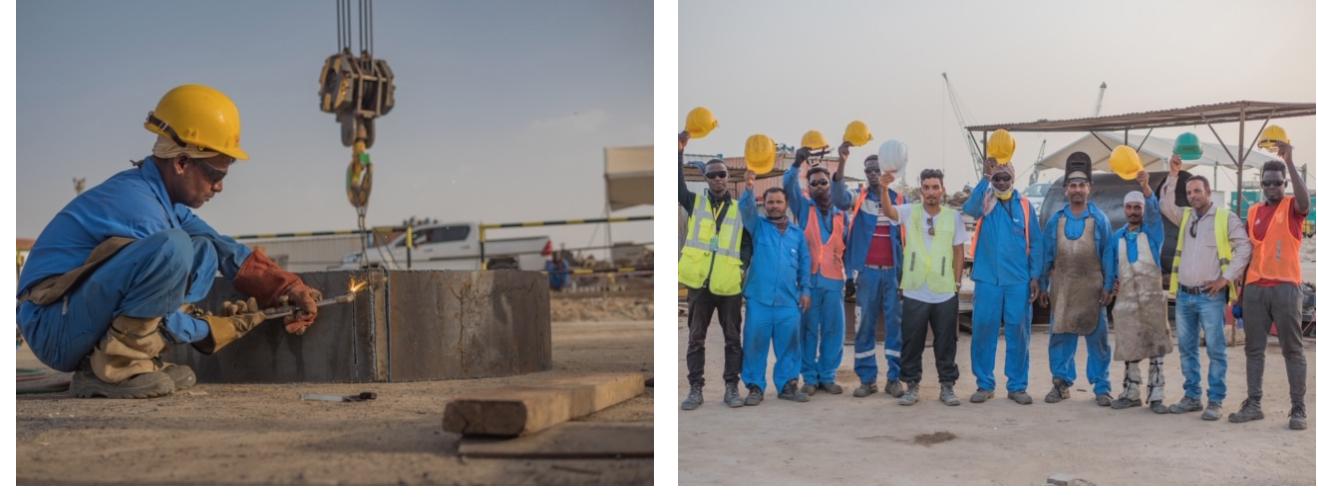 Annonce: Le Coronavirus n'empêchera pas Arise de recruter pour le nouveau Terminal sur le Port de Nouakchott !