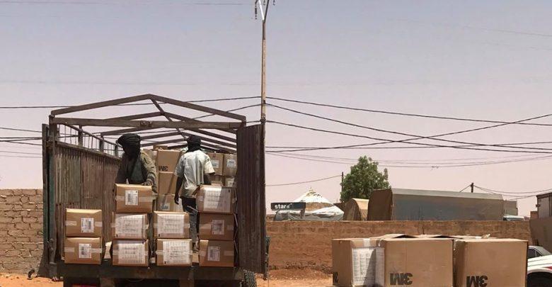 Ouverture d'une enquête à propos de la tentative d'exporter du matériel médical au Burkina Faso
