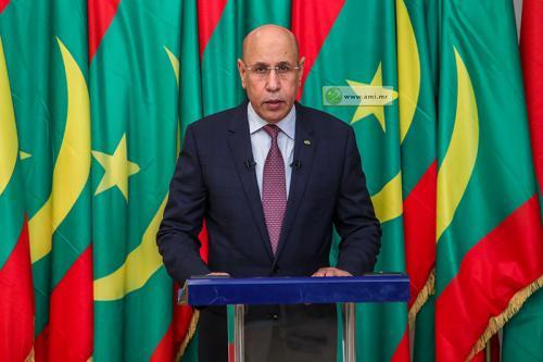 Le Président de la République annonce la création d'un fonds de 25 milliards pour lutter contre le coronavirus et ses conséquences