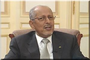 Covid-19/L'ancien président Sidi Mohamed Cheikh Abddallahi fait don de sa pension au fonds national de solidarité