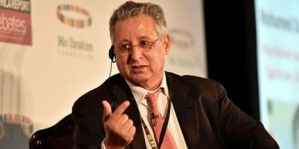 """Bouamatou appelle le monde économique au sursaut pour sauver l'Afrique de basculer dans """"un bourbier sans nom"""""""