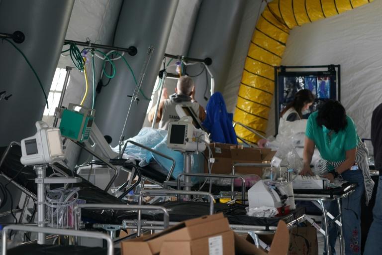 Coronavirus: l'épidémie fait des ravages en Europe et enfle aux Etats-Unis