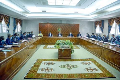 Résultat du Conseil des Ministres du 1er avril 2020