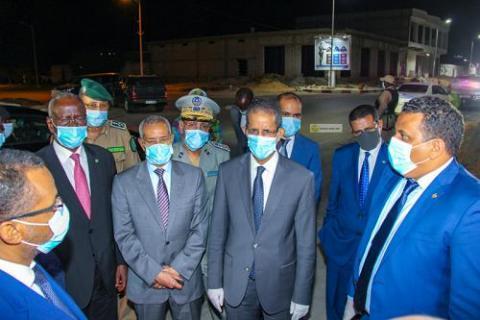 Editorial : le gouvernement de Ould Cheikh Sidiya au temps du Coronavirus : une main garde et une autre soutient