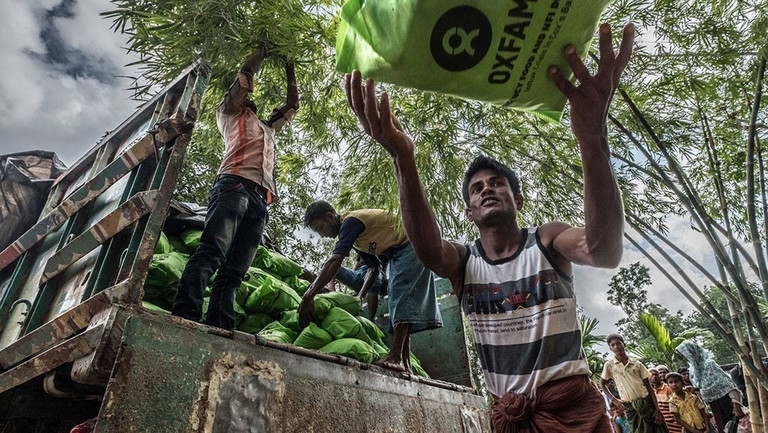 Aioun : Oxfam sensibilise sur le Coronavirus