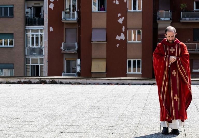 Coronavirus: encore fragile, la décrue a commencé en Italie