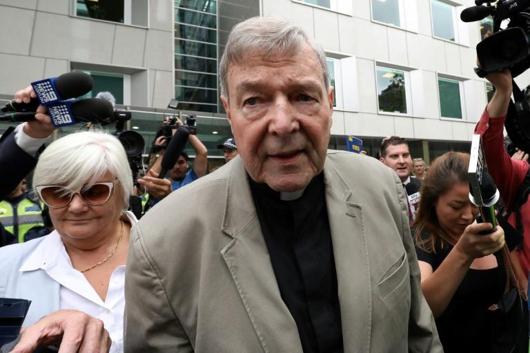 Pédophilie: le cardinal australien George Pell va sortir de prison après sa victoire en appel