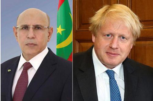 Le Président de la République souhaite prompt rétablissement au Premier ministre Britannique