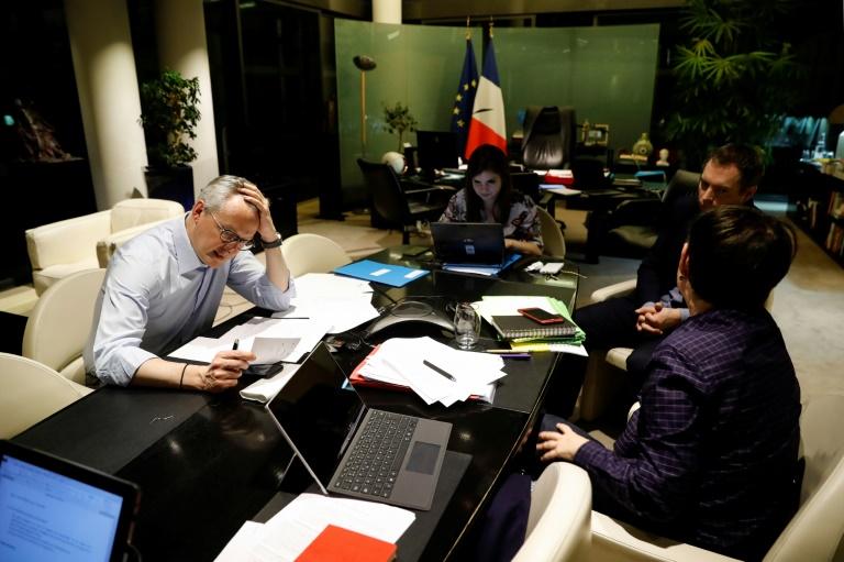 UE: pas d'accord sur la riposte économique à l'épidémie après une nuit de discussions