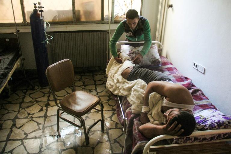 Damas responsable d'attaques chimiques en Syrie en 2017, selon l'OIAC
