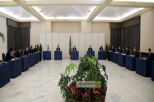 Au Conseil des Ministres: Nouvelles dispositions du régime spécial de recouvrement des créances des banques et établissements financiers