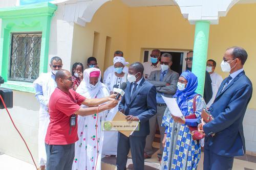 L'ADECOM contribue à l'effort de lutte contre le coronavirus