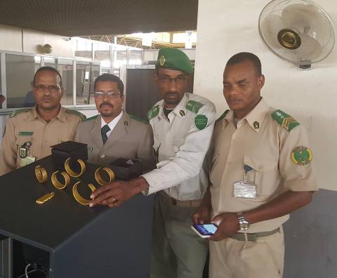 La douane joue un rôle essentiel dans le soutien et la protection de l'économie nationale