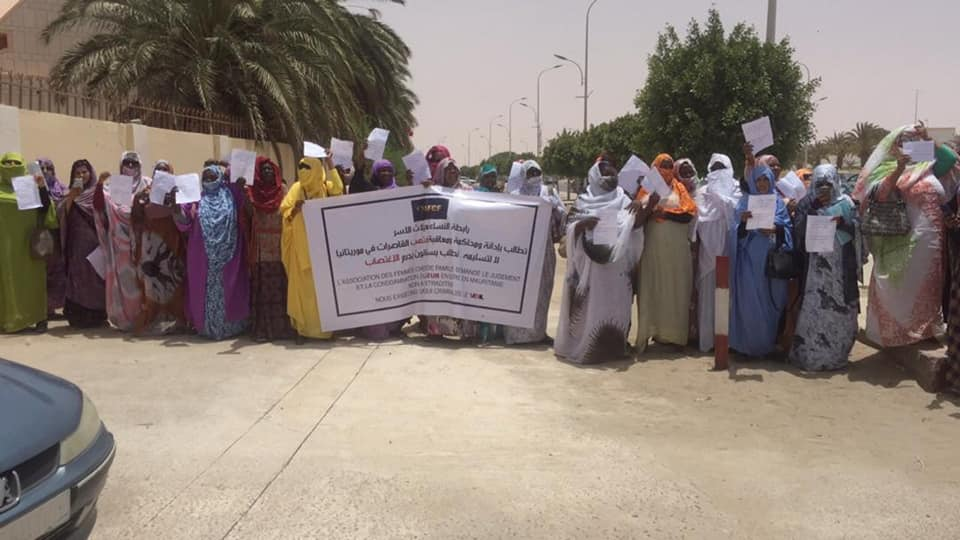 Des organisations féminines réclament une loi réprimant les violences à l'égard des femmes