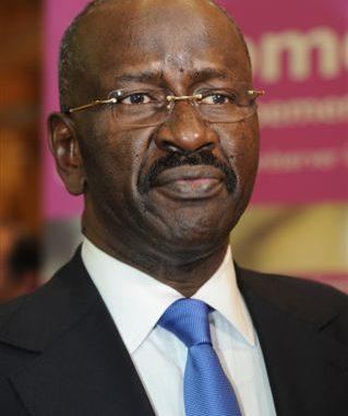Ahmed Salem Ould Merzoug, ministre de l'intérieur