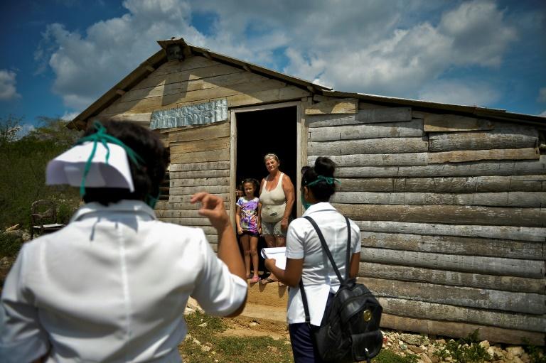 Face au virus, Cuba veut devancer l'apparition des symptômes