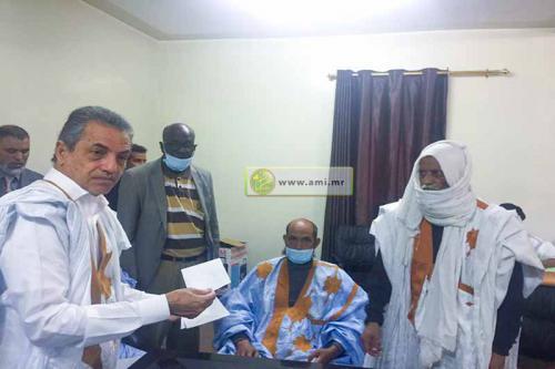 Nouadhibou : Aide financière de la commune de Nouadhibou à un groupe de citoyens