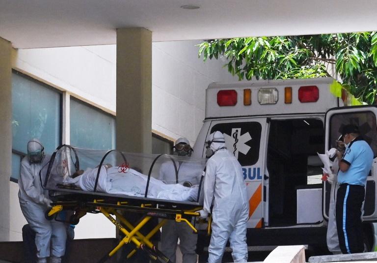 Le Mexique au pic de la pandémie