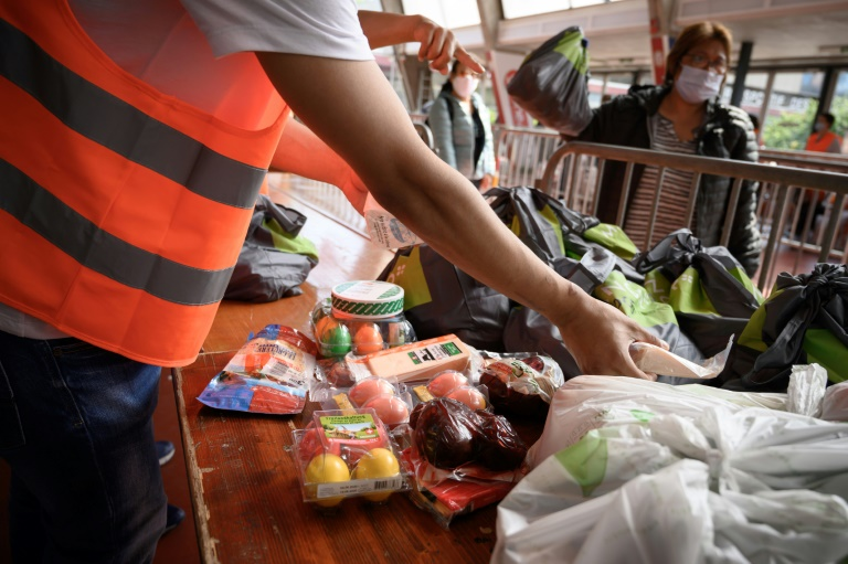 A Genève, le virus révèle au grand jour la misère