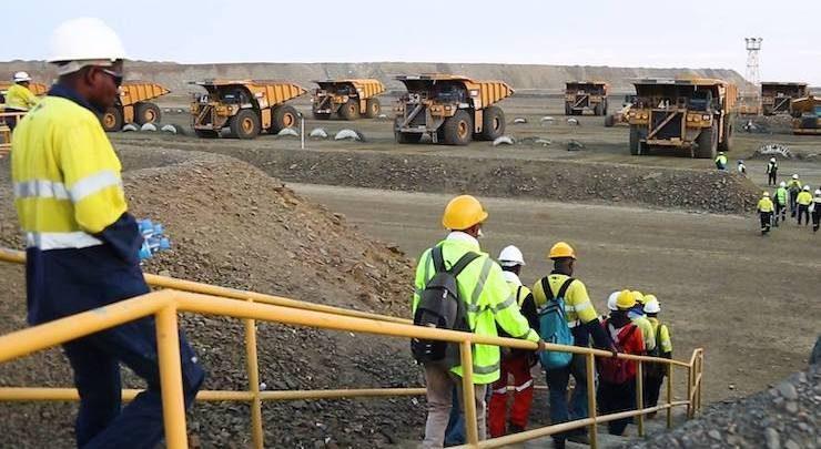 Mauritanie : la mine de TASIAST paralysée par une grève