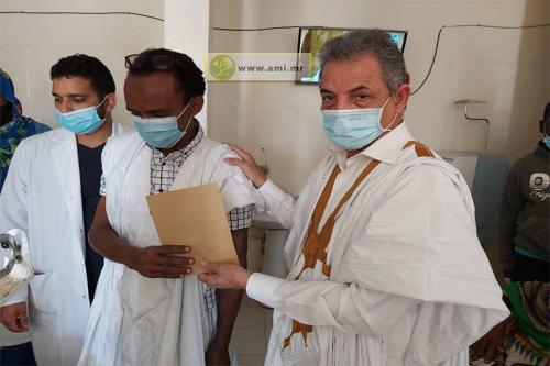 La commune de Nouadhibou assiste des personnes atteintes d'insuffisance rénale