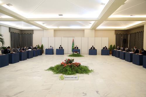 Communiqué du Conseil des Ministres du 14 mai 2020 ( nominations )