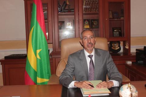 Hanana Ould Sidi, ministre de la défense