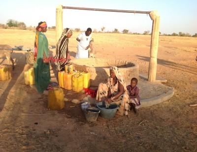 Guidimakha:Pénurie d'eau dans le département de Hassi Cheguer