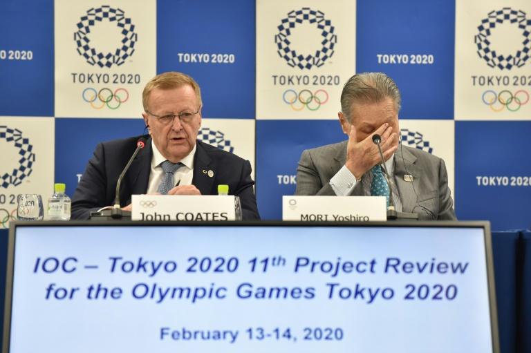 """JO de Tokyo: """"On est face à de vrais problèmes"""", reconnait John Coates"""