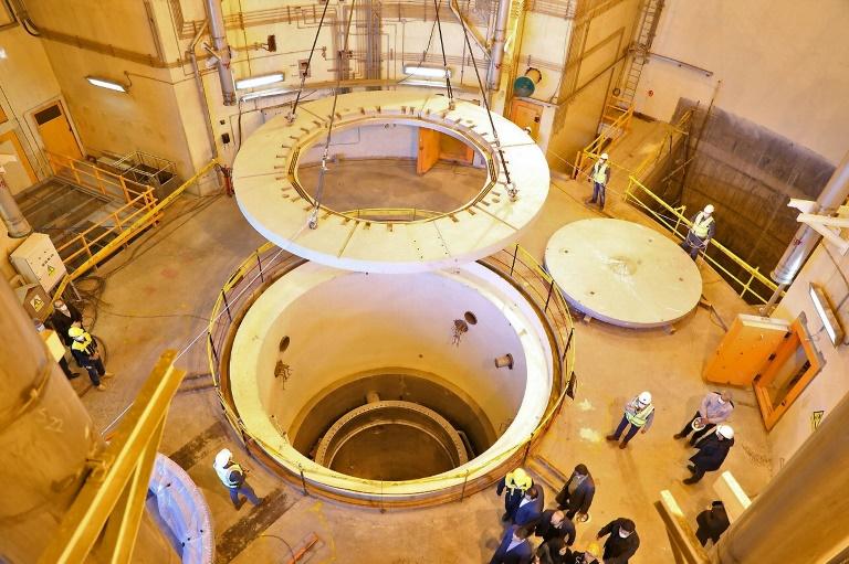 Nucléaire: l'Iran continue d'accumuler de l'uranium et de bloquer deux sites