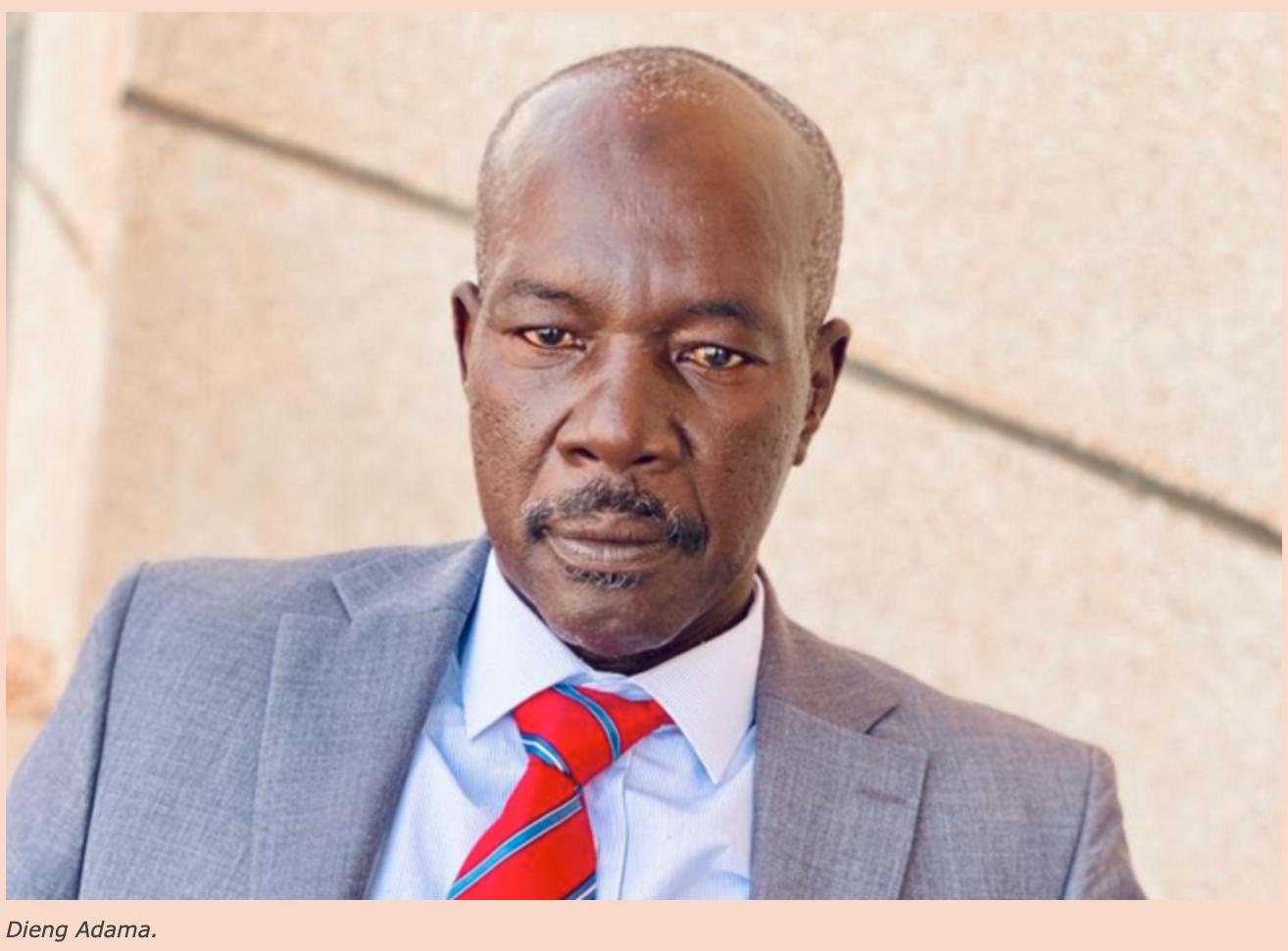 """""""D'abord rassurer les clients"""", déclare Dieng Adama, directeur général de la Nouvelle Banque de Mauritanie (entretien)"""