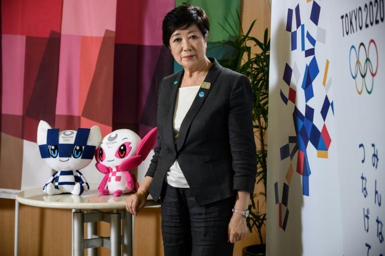 Les JO de Tokyo seront sûrs, affirme la gouverneure à l'AFP