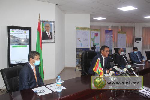 Signature d'un accord entre l'État mauritanien et Kinross Taziast