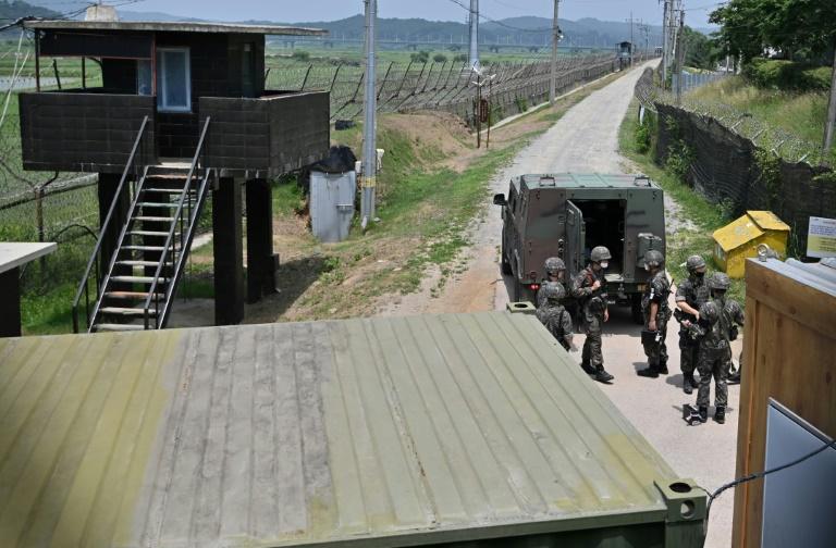 Pyongyang menace de renforcer sa présence militaire près de la Zone démilitarisée
